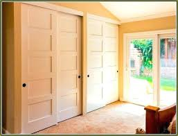 full size of sliding closet door hardware heavy duty doors kits track menards large triple choice