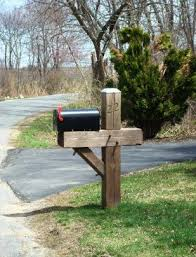 heavy duty mailbox. Plain Duty Yankee Style HeavyDuty Mailbox Post  Lynchpin Design Company Home  Accents  Full Packages Available For New Construction Intended Heavy Duty B
