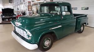 1955 Chevrolet 3100 Stepside Pickup 3100 Stock 019891 For