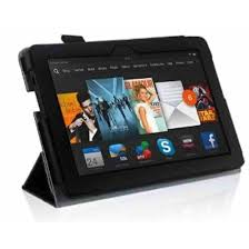 Flip Cover for Amazon Kindle Fire HDX 8 ...