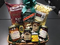 lancaster county favorites gift basket