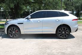2017 Jaguar F-PACE First Edition 7595 Miles Silver Sport Utility  Intercooled Sup. Report This Advert