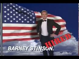 Barney Stinson Video Resume Awesome Quality