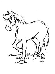 Gratis Paarden Kleurplaten Page 11