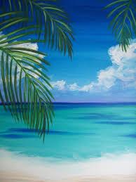 beach painting ideas best 25 beach canvas ideas on beach canvas paintings