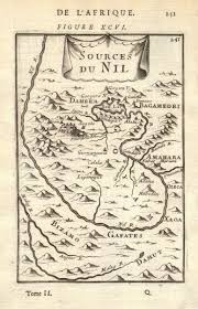 Blue Nile Stock Chart Abyssinia Source Of The Blue Nile Ethiopia Lake Tana Nil Mallet 1683 Map