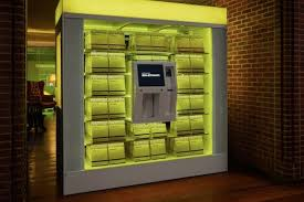 Large Vending Machines Impressive A Vending Machine That Dispenses Diamond Bracelets DesignTAXI