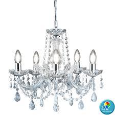 Rgb Led Kristall Decken Hänge Lampe Fernbedienung Chrom