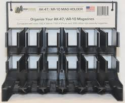 Ar Magazine Holder AR 100 Magazine Holder Storage Pistol Magazine Storage 10