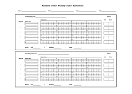 Cricket Score Sheet 20 Overs Excel Cricket Score Sheet Free Download Create Edit Fill And