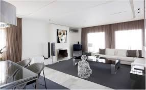 White And Grey Living Room Light Grey Carpet Living Room Yes Yes Go