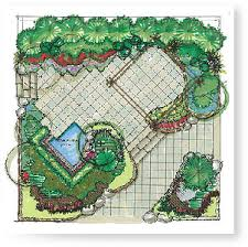 Small Picture HOW TO DRAW LANDSCAPE DESIGN PLOT PLANS Google Search