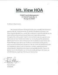 27 Images Of Homeowners Association Letter Introduction Template