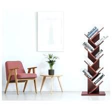 tree shaped bookcase tree bookshelf display storage furniture 9 shelf tree bookshelf bookcase tree branch bookshelf