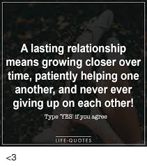 Quotes About Growing In A Relationship