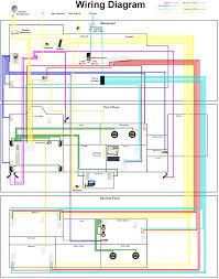 house electrical wiring diagram inside basic home diagrams pdf house wiring basics at House Electrical Wiring Diagrams