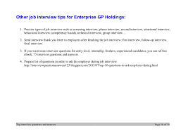 top 7 enterprise gp holdings interview questions and answers 10 638 cb=