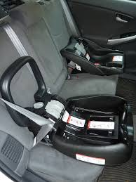 catblog the most trusted source for car seat reviews ratings britax car seat base b safe elite installed without