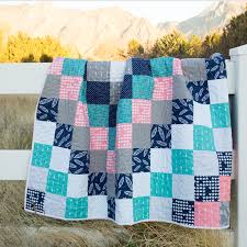 Baby Quilt Patterns For Beginners