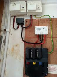 replacing a fuse box rewireable fuse type