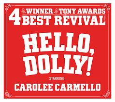 Hello Dolly The Fabulous Fox Theatre