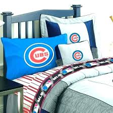 baseball bed sheets twin bedding set size queen cubs home desig