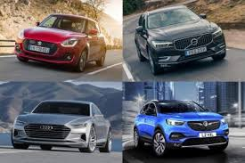 auto express new car releasesBest new cars for 2017  Auto Express