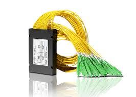 Plc Splitter Loss Chart Dysfo Ftth Fiber Optic Splitter 2x32 Sc Apc Coupler Plc