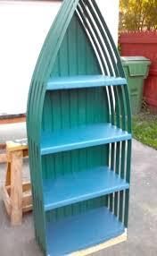 rowboat shelf