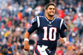 Patriots Depth Chart 2017 Patriots Trade Jimmy Garoppolo To 49ers For 2018 Second