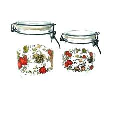 canisters full image for glass storage jars with lids large ikea jar lid uk