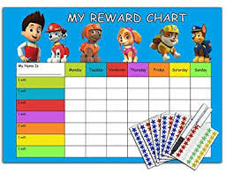 Potty Training Chart Printable Paw Patrol Paw Patrol Potty Chart Free Bedowntowndaytona Com