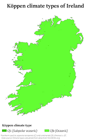 Irish Top 100 Charts Climate Of Ireland Wikipedia