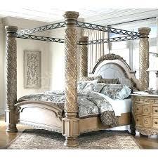 wrought iron canopy bed frame queen – sureplumb.info