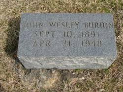 John Wesley Burton (1891-1948) - Find A Grave Memorial