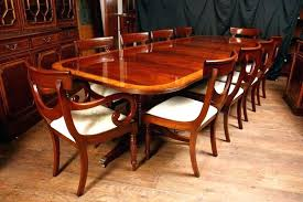 regency dining chairs antique regency dining set gany table round pedestal and chairs 2 regency dining room table and chairs