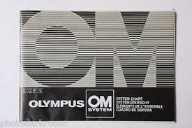 Details About Olympus Om 35mm Camera System Sales Chart Brochure English De Fr Es Used B40 Gd