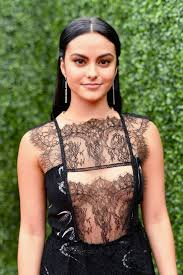 camila mendes makes it insram official with charles melton in first coupley photo