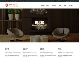 Small Picture 13 Best Interior Design WordPress Themes 2017