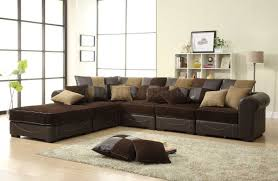 Stupendous Modern Sectional Living Room Sets Attractive Living Room Ideas  Deep Sectional Sofas Living Room Furniture