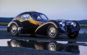 We are back to the petersen auto museum to see the worlds most expensive car! Ltd07 1938 Bugatti Type 57sc Atlantic Martyn Goddard Images