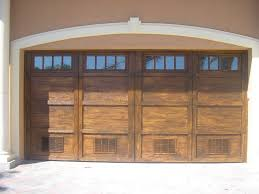 Wood Looking Paint How To Paint Garage Door To Look Like Wood Wageuzi