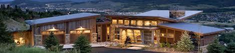Colorado Custom Mountain Home Architects Bhh Partners Impressive Colorado Home Design
