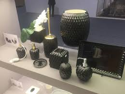 black bathroom accessories. Perfect Black Photo 1 Of 10 Black Bathroom Set 1 Modern Accessories On E