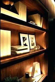 shelf lighting led. Ikea Bookshelf Lighting Shelf Led L