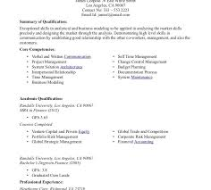 Objective Of Resume For Internship Resume Objectiver Internship Fascinating Marketing Engineers 65