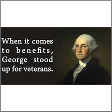 Quotes About George Washington Classy The Best Quote Against Veterans Benefits Cuts
