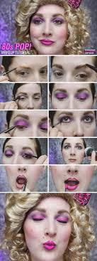 1980s pop culture queen makeup guide