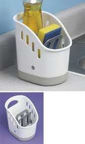 space saving kitchen sink caddy i want stuff for the kitchen