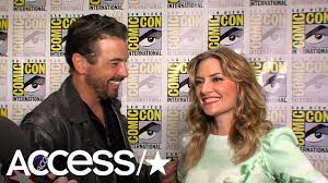 Comic-Con 2018: 'Riverdale's' Skeet Ulrich & Mädchen Amick Joke About  Alternate #FAlice Nicknames - YouTube
